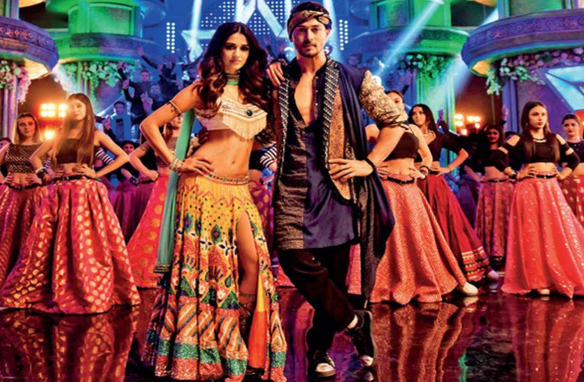 बागी 2 का पहला गाना रिलीज, पंजाबी गाने पर टाइगर-दिशा का भांगड़ा