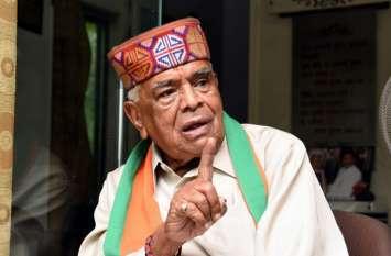 भाजपा के पूर्व मुख्यमंत्री गौर ने नरेन्द्र मोदी के एट्रोसिटी एक्ट के फैसले पर उठाया सवाल