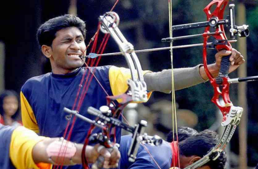 गजब का है ये भारतीय दिव्यांग तीरंदाज ! दांतों से तीर चलाकर जीत चुका है कई मेडल