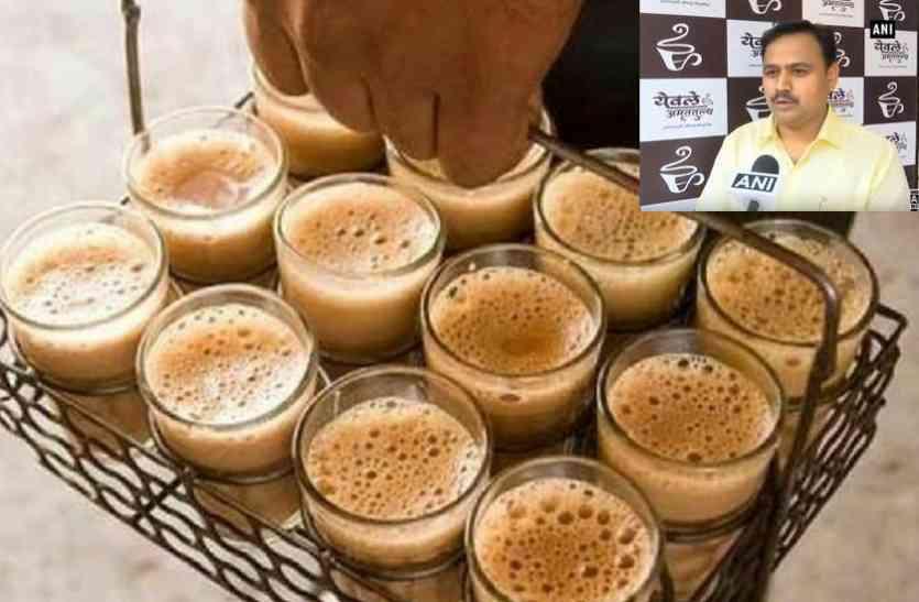 गजब है इस चायवाले की इनकम! चाय बेचकर एक महीने में कमाता है 12 लाख