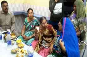 Video: पीएम मोदी की पत्नी ने किए गिरिराज जी के दर्शन, राजस्थान में यहां लिया नाश्ते का आनंद