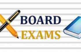 12 वीं बोर्ड की परीक्षाएं कल से, 141 केंद्रों पर होगी