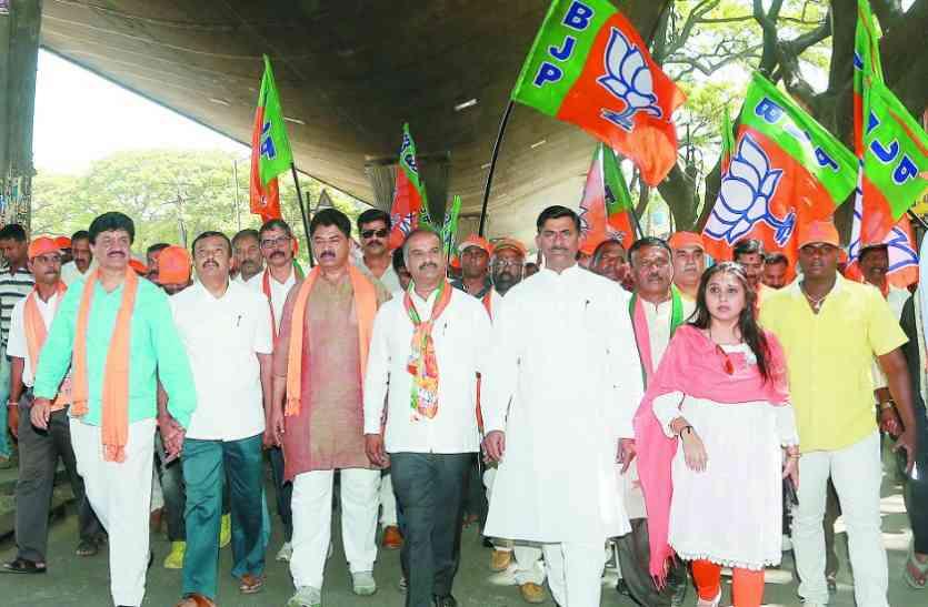 कांग्रेस को फिर सत्ता मांगने का अधिकार नहीं: मुरलीधर राव