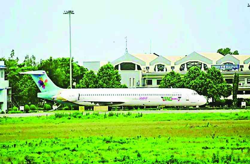 बांग्लादेशी विमान 940 दिनों से खड़ी है भारत के इस एयरपोर्ट पर, ये है बड़ी वजह