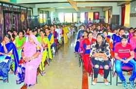 महिला सशक्तिकरण सेमिनार व प्रेरणा सम्मान समारोह आयोजित