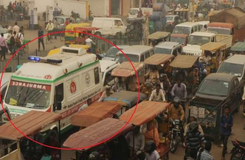 जयपुर हुआ जाम