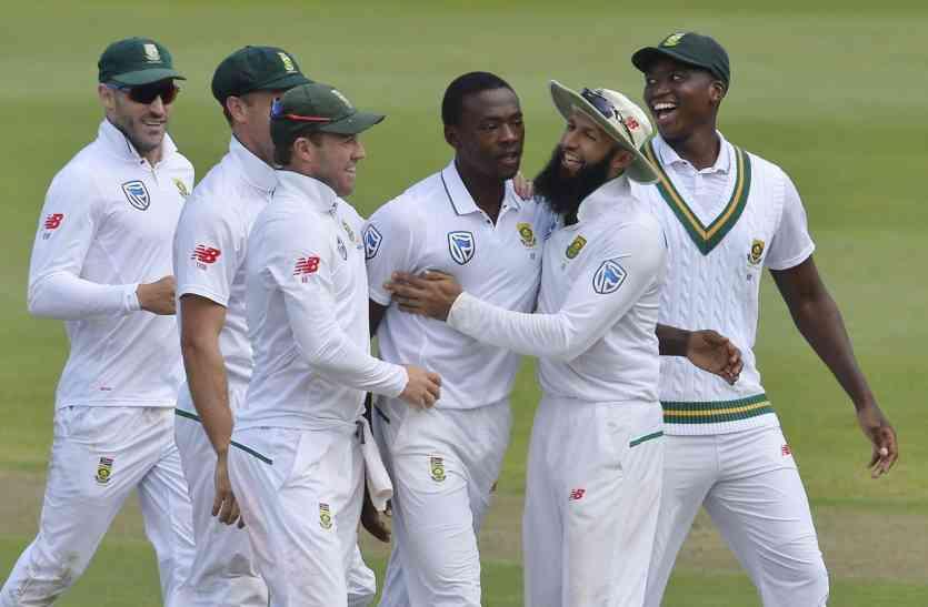 दक्षिण अफ्रीकी जीत के हीरो रबाडा 2 मैचों के लिए हुए निलंबित, जानें क्या थी वजह