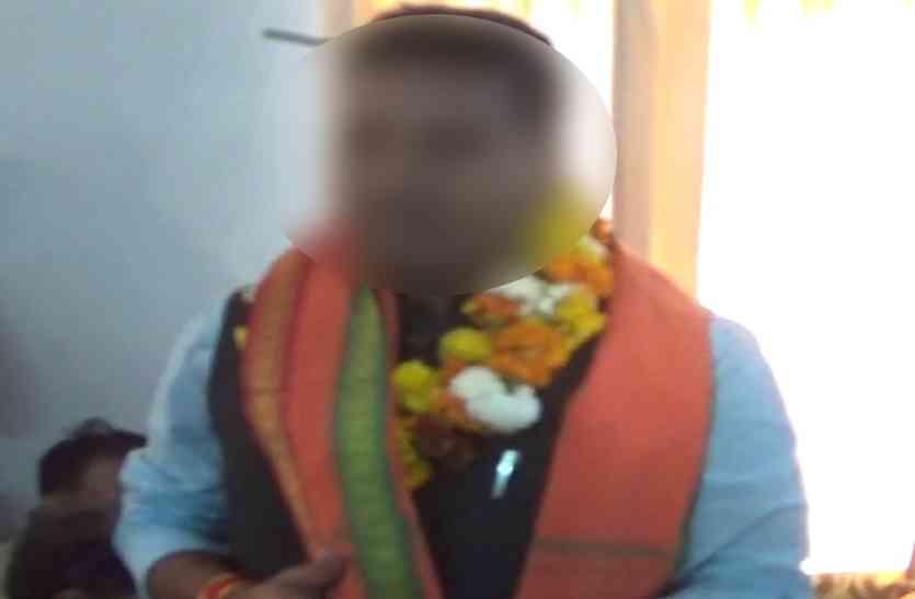 चुनाव से पहले भाजपा में शामिल हुआ यह बड़ा नेता, इस केंद्रीय मंत्री ने कराया ज्वाइन, देखें वीडियो