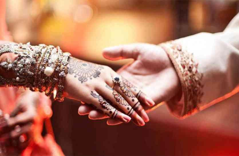 शादी-विवाह पर फिर से एक माह का ब्रेक