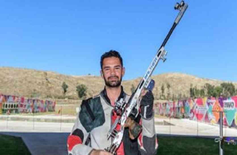 ISSF शूटिंग वर्ल्ड कप में भारत का शानदार प्रदर्शन जारी, अखिल शिरान ने गोल्ड पर साधा निशाना
