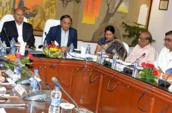 कोयला सचिव सुशील कुमार ने कोल हैंडलिंग प्लांट राष्ट्र को समर्पित किया