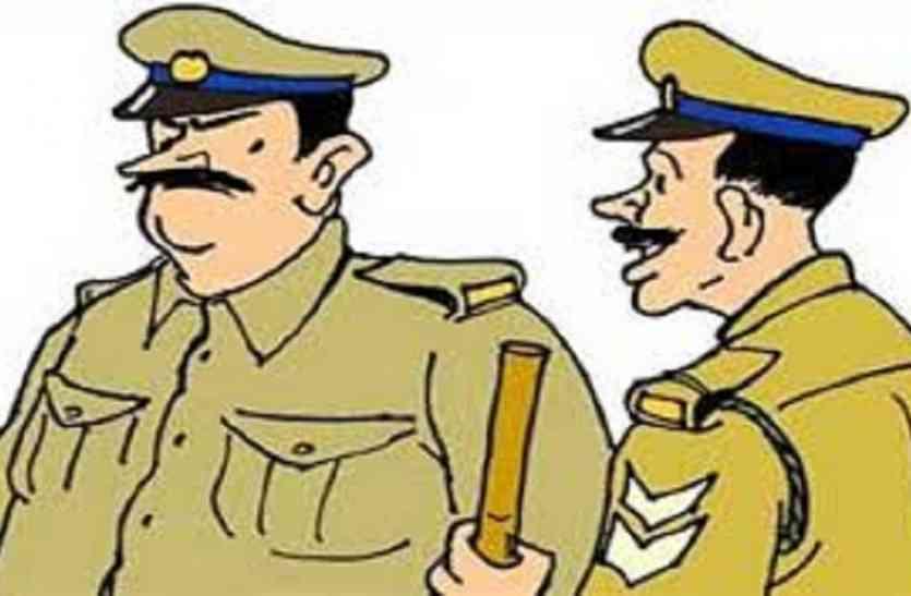 सिपाही भर्ती परीक्षा में अब इंटरनेट पूरी तरह से बैन