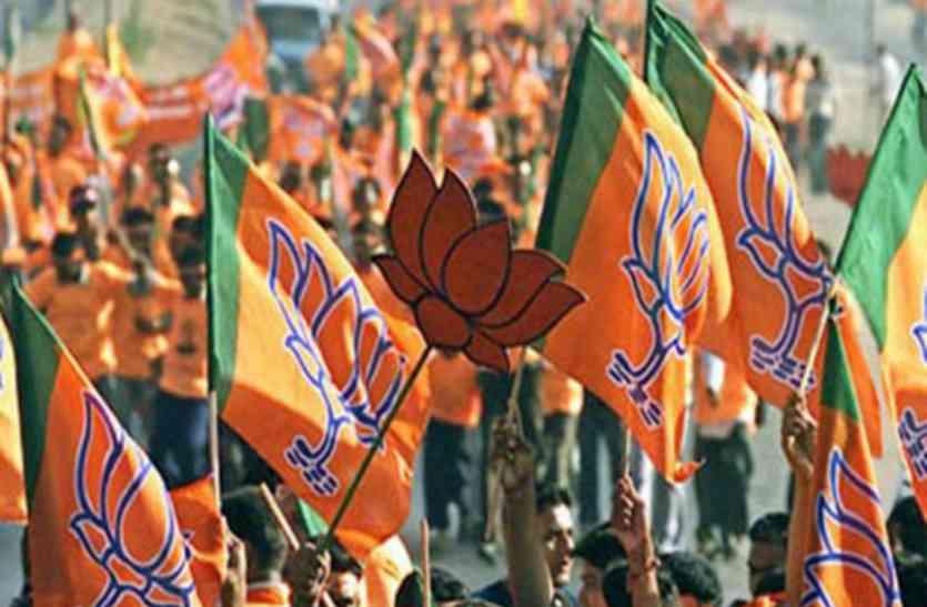नहीं थम रही छत्तीसगढ़ BJP की जनसम्पर्क यात्रा , तीसरे दिन भी जोर शोर से प्रचार