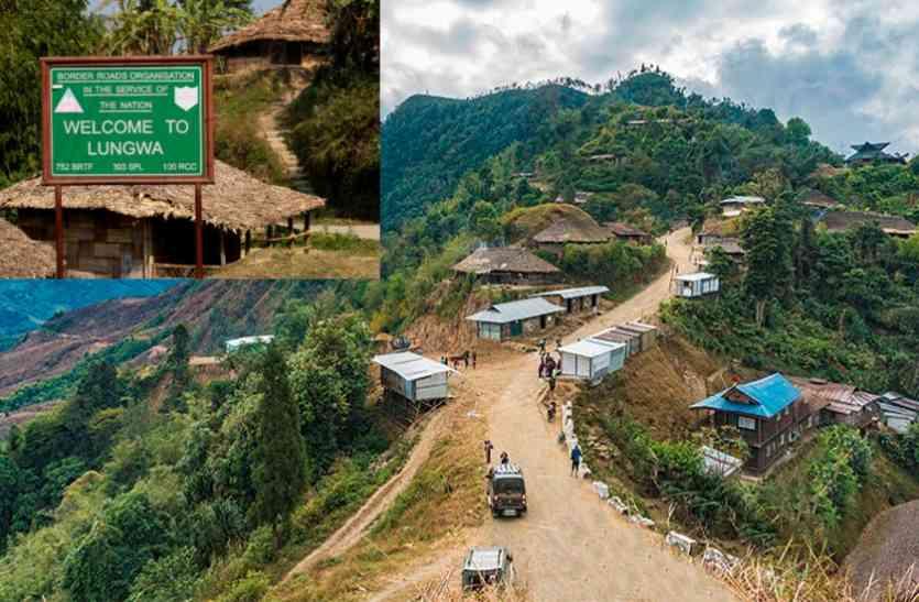 गजब तरह से 2 देशों में बंटा है ये गांव, लोगों के पास है एकसाथ म्यांमार और भारत की नागरिकता
