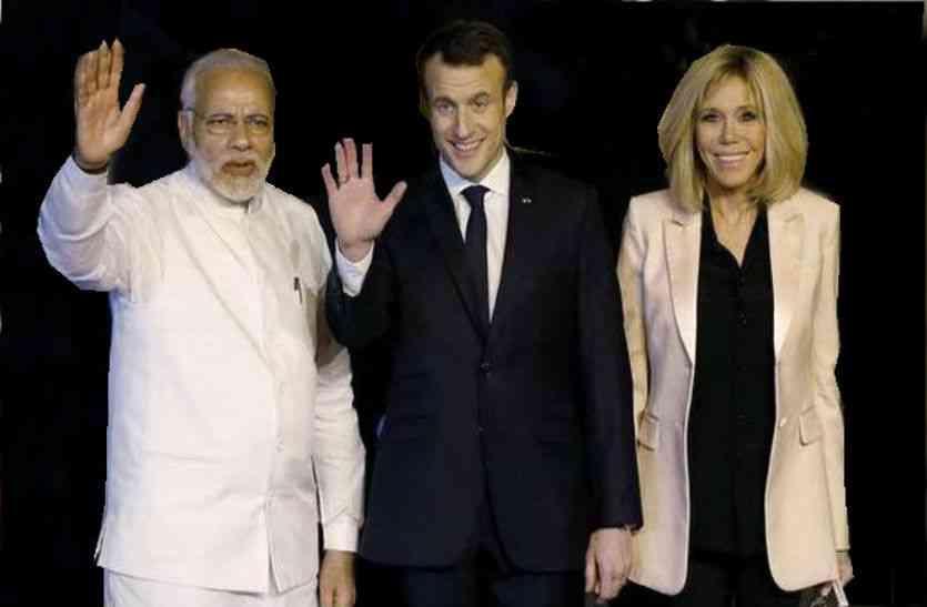PM मोदी और फ्रांस के राष्ट्रपति पत्नी ब्रिगटी का काशी आगमन आज, देंगे ये बड़ी सौगात, जानिए पूरा कार्यक्रम