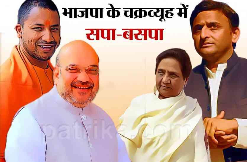 राज्यसभा चुनाव : भाजपा के सियासी चक्रव्यूह में फंसी बसपा के अंबेडकर की जीत