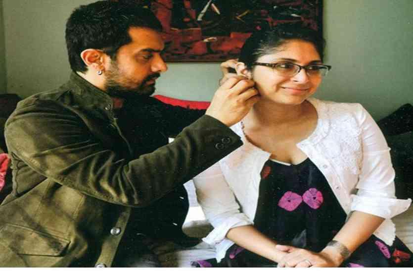 14 साल की उम्र से आमिर को चाहती थीं किरण, पढ़ें कैसे बनी उनकी दूसरी बेगम