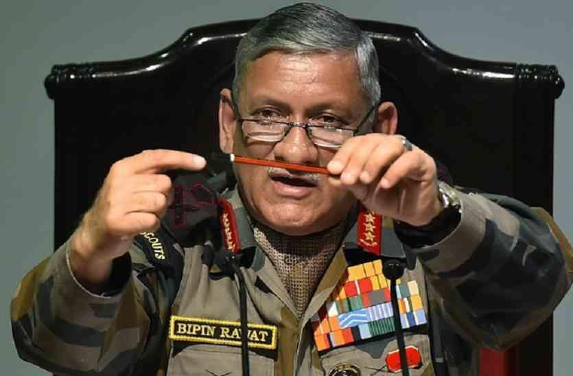 सुधर रहे भारत-चीन के रिश्ते, दोनों देश करेंगे सालाना युद्धाभ्यास: सेना प्रमुख