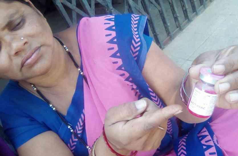 'जिंदगी की दो बूंद की जगह भेजी 'दवा मुसीबत की, पल्प पोलियो अभियान में लापरवाही