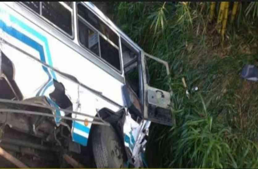 इथोपिया में पहाड़ से गिरी बस, 38 लोगों की मौत