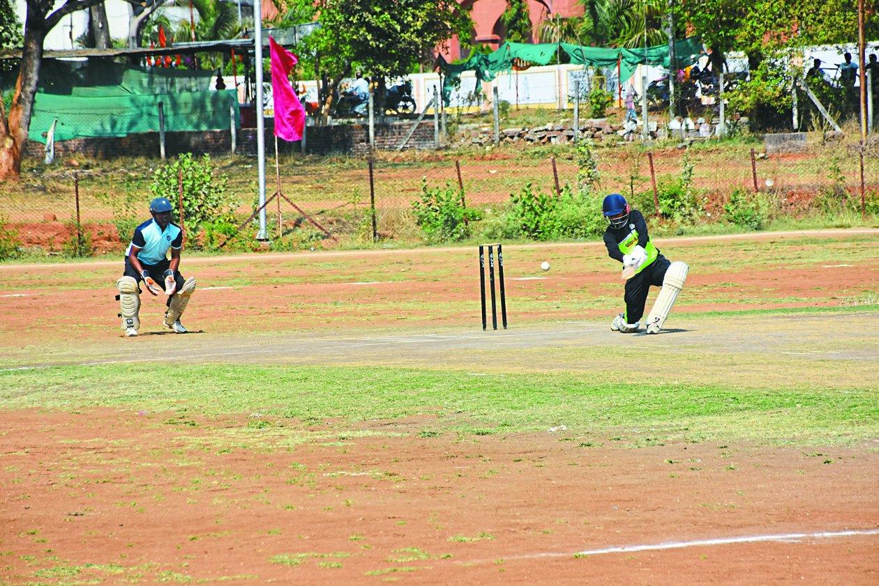 क्वार्टर फाइनल में पहुंचा एकता स्पोर्टिंग, विद्या भूमि क्रिकेट क्लब