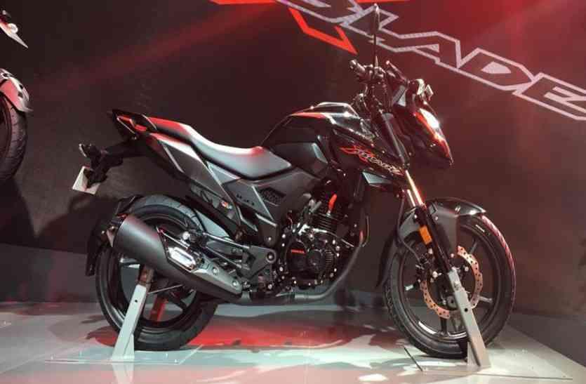 Honda ने भारत में लॉन्च की 160cc बाइक Xblade, जानें कीमत और खास फीचर