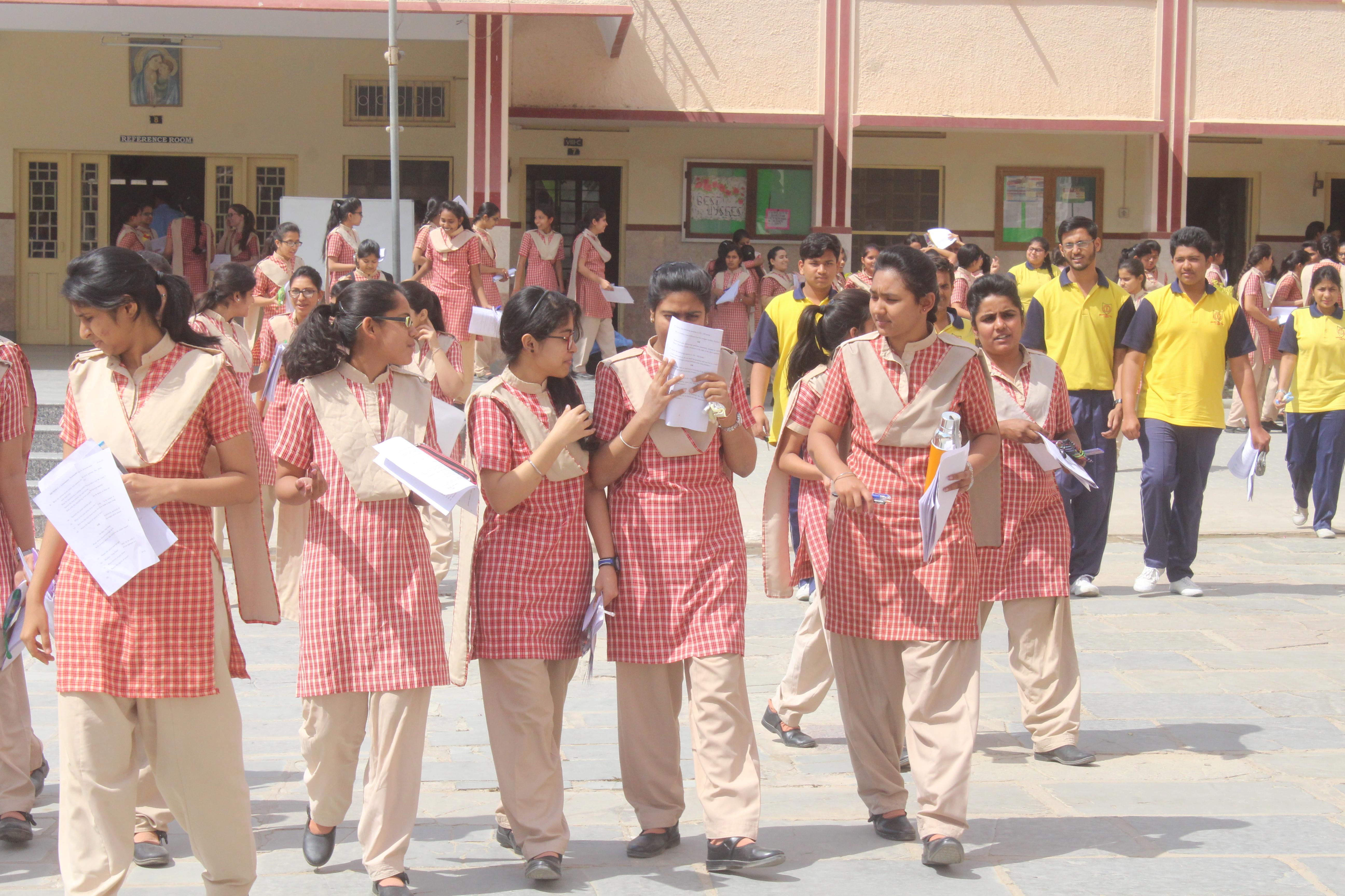 दसवीं और आठवीं बोर्ड में बैठेंगे 24 लाख स्टूडेंट्स, राजस्थान में होगी सबसे बड़ी परीक्षा