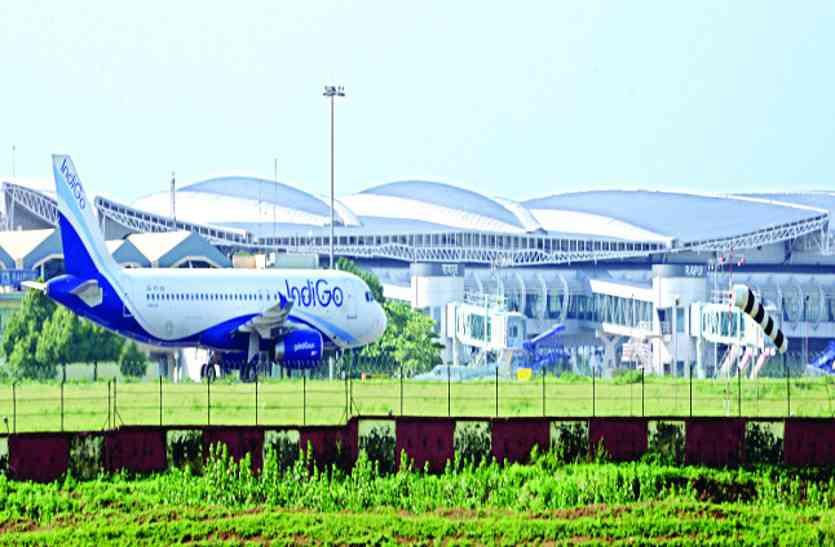 हैदराबाद जाने वालों के लिए खुशखबरी, इस एयरपोर्ट से रोजाना रहेगी 5 फ्लाइट