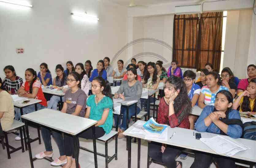 छात्राओं को बताया-कैसे करें आत्मरक्षा, पोक्सो व महिला कानून की दी जानकारी