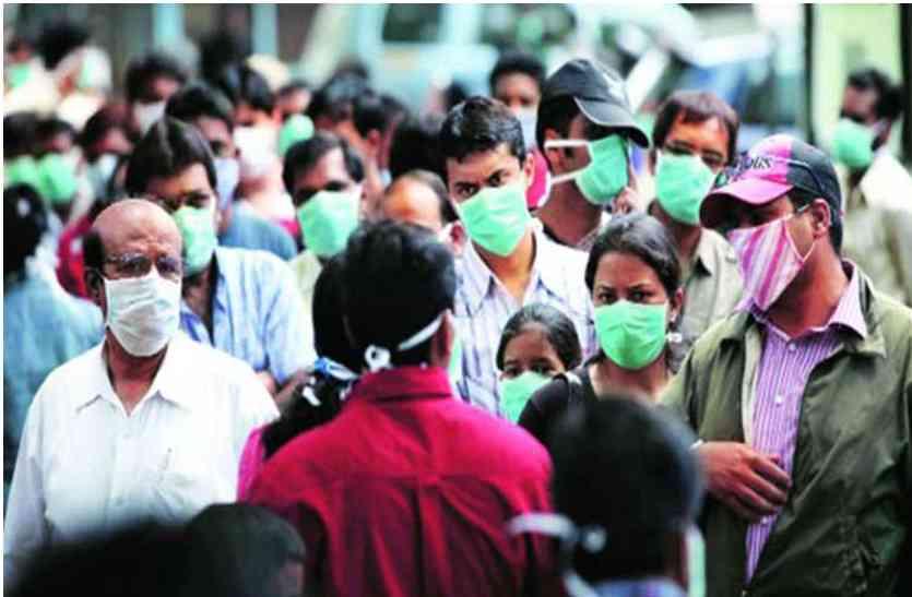 स्वाइन फ्लू से 104 मौत, मौसम बदला तो कम हुई पॉजिटिव मरीजों की संख्या