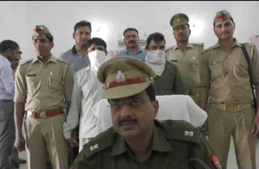पुलिस ने 30 लाख रुपए की अवैध शराब पकड़ी, दो तस्कर गिरफ्तार