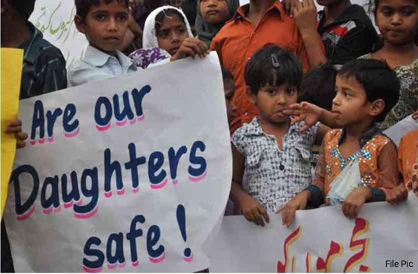 महिलाओं की बदतर स्थिति का आईना बन रहा जयपुर, नवजात का भ्रूण मिलने से सनसनी तो वहीं युवती के रेप से दहशत