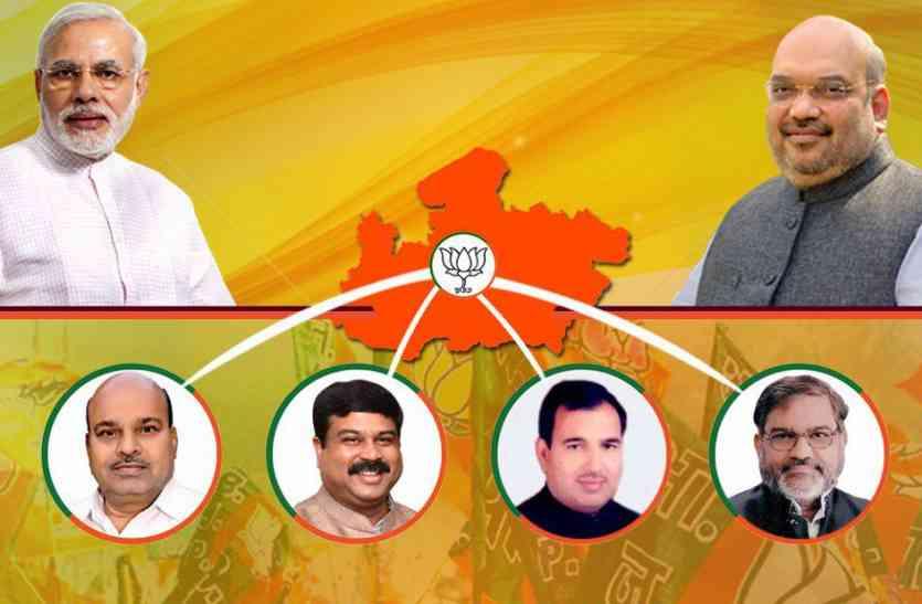 Rajya Sabha Election 2018: विंध्य में भाजपा को साधने की कोशिश, जनता से उपेक्षित तो सत्ता ने किया उपकृत