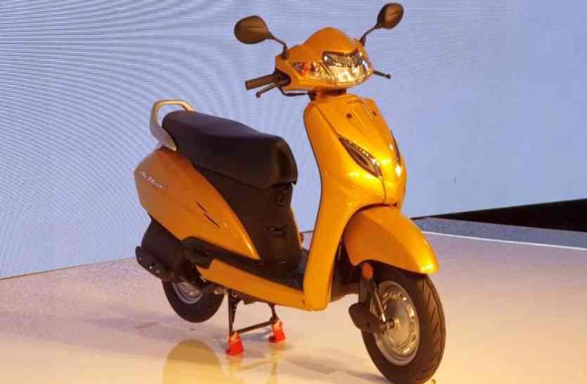 होंडा ने भारत में लॉन्च किया Activa 5G स्कूटर, जानें कितना हुआ है बदलाव