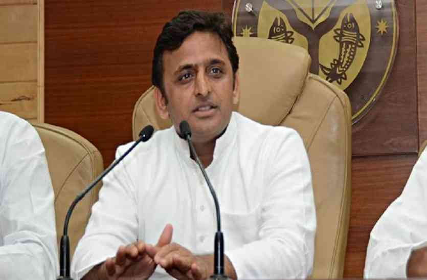 सपा-बसपा के गठबंधन से बीजेपी को बड़ा झटका, सपा नेता ने दिया बड़ा बयान