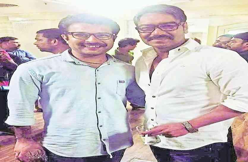 अजय देवगन के साथ इस फिल्म में मुख्य भूमिका में नजर आएगे अलवर के अमित
