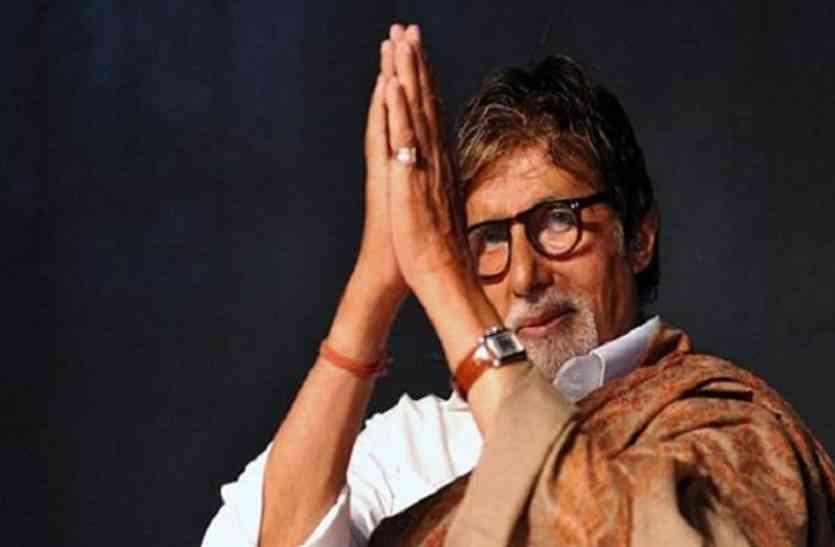 तबीयत ठीक होते ही अमिताभ बच्चन ने किया फैन्स का शुक्रियादा, FB पर लिखा इमोश्नल पोस्ट