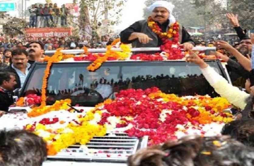 बाहुबली अतीक का नहीं चला जादू, मुस्लिमों ने दिया सपा का साथ