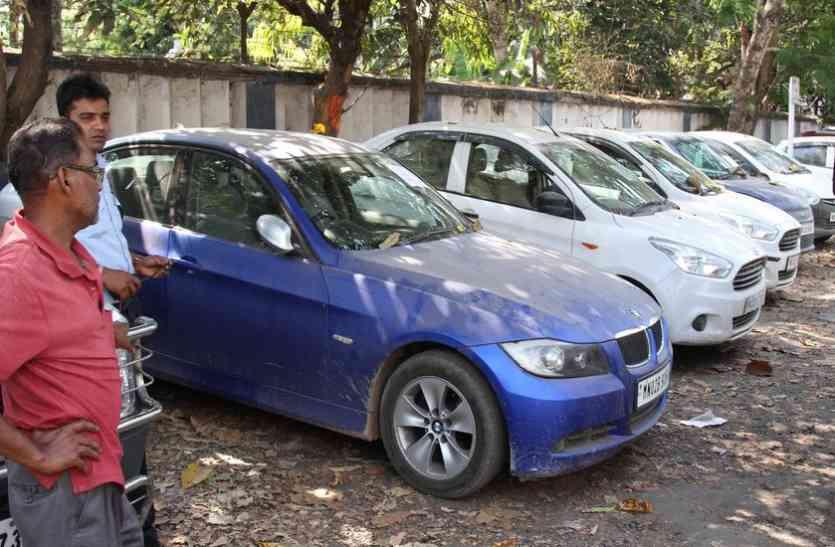 200 से अधिक कारें चुराने वाला शातिर चोर गिरफ्तार, 60 कारें बरामद