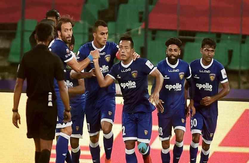 ISL-4: गोवा को हराते हुए फाइनल में पहुंचा चेन्नयन एफसी, बेंगलुरु से होगी खिताबी भिड़ंत