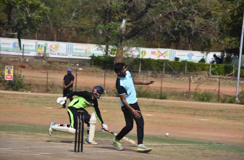 अरविंद, वंदित की धुआंधार पारी से जीता एसएएफ