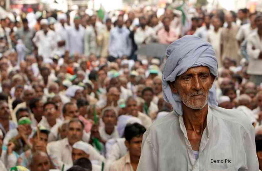 महाराष्ट्र में झुकी सरकार अब छत्तीसगढ़ के किसानों ने दी ये खुली चेतावनी