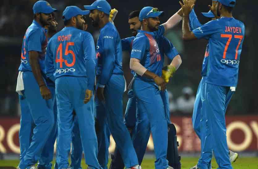 Nidahas Trophy : सुंदर की फिरकी में फंसा बांग्लादेश, 17 रन से हारा