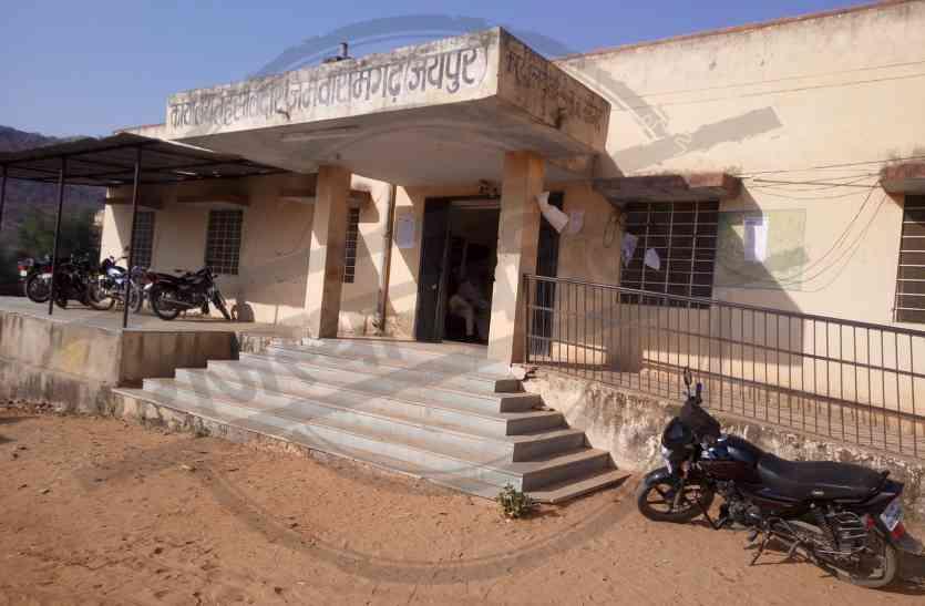 जयपुर का एक तहसील कार्यालय ऐसा भी है जहां रिकॉर्ड रखने व लेने जाना पड़ता है तीन किलोमीटर दूर, 9 वर्ष से चल रहा ऐसा...