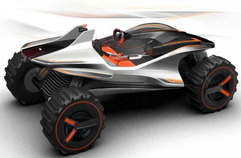 Kite Concept Car