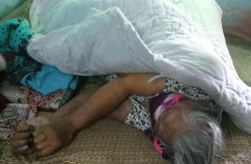 अलवर वृद्धा हत्याकांड: जिस पर किया विश्वास, उसी ने कराई हत्या, बदमाशों के गिरेबां तक पहुंची पुलिस