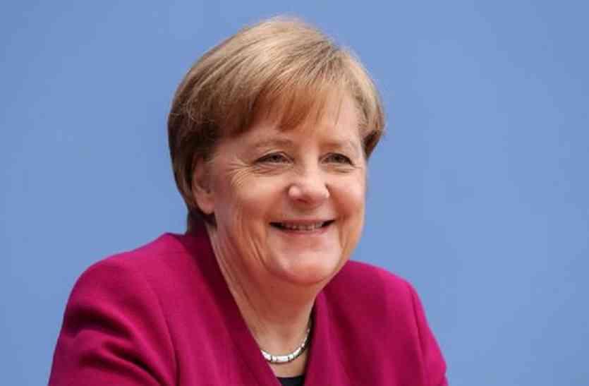 जर्मनी की संसद ने एंजेला मर्केल को चौथी बार चांसलर चुना