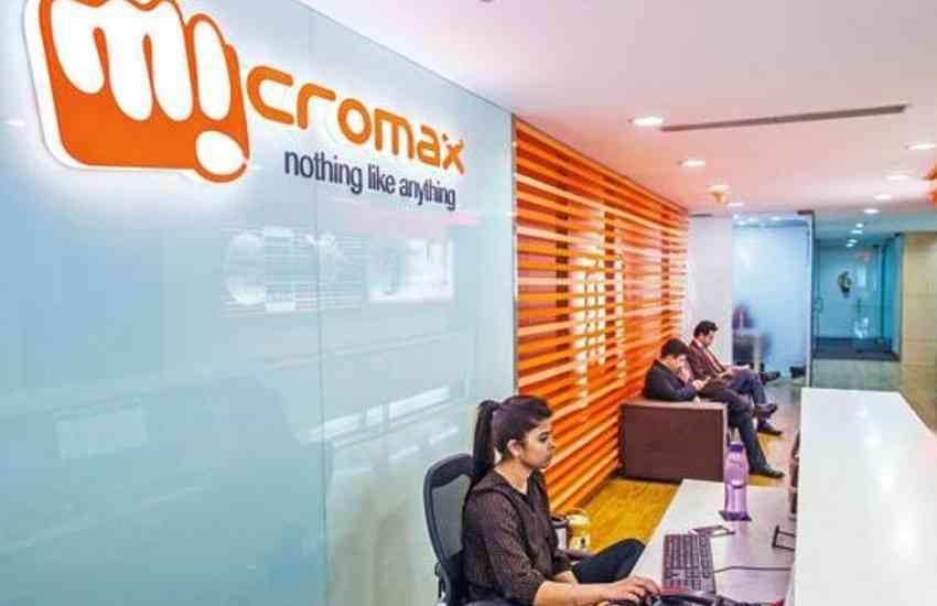 micromax electronics