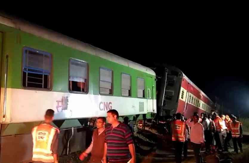 जानिये, क्या हुआ जब बिना चालक के ही दौड़ने लगी पैसेंजर ट्रेन, देखें वीडियो-
