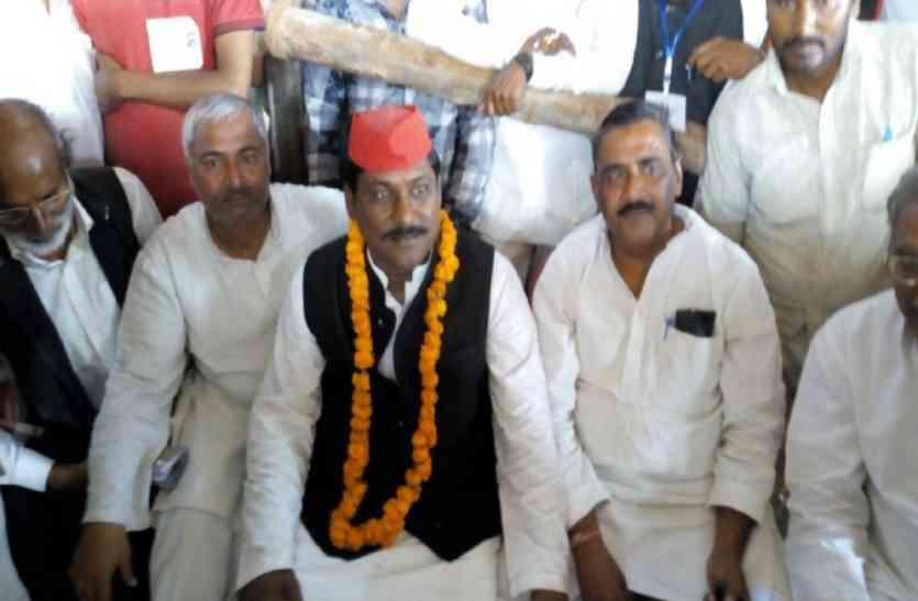 फूलपुर सीट पर समाजवादी पार्टी के नागेन्द्र सिंह पटेल करीब 60 हजार वोटों से जीते